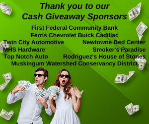 Cash Giveaway Sponsors (updated 05-22-2021)